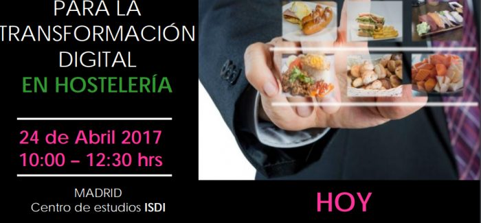 Nace el Observatorio de Transformación Digital Hostelera