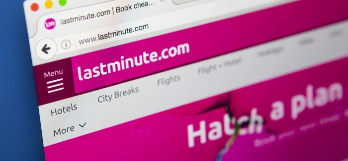 lastminute.com group pone su base de datos de clientes a disposición del sector