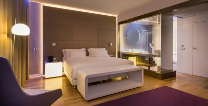 mood room superior Philips Lighting NH Hotel Gruop