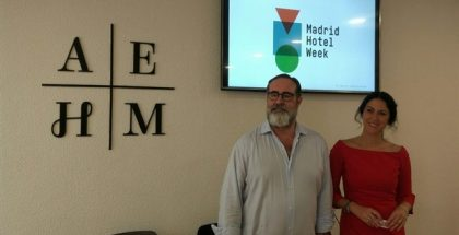 aehm Madrid Hotel Week
