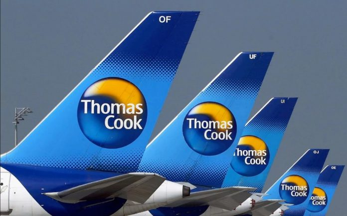 gobierno thomas cook expedia