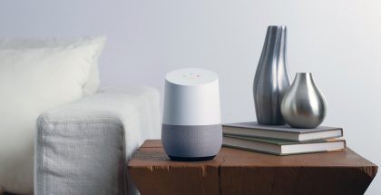 Google Home mayordomo virtual