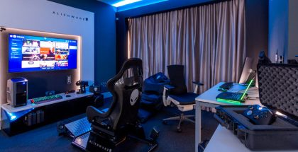 Alienware Room