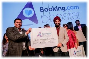 booking boster premios turismo sostenible