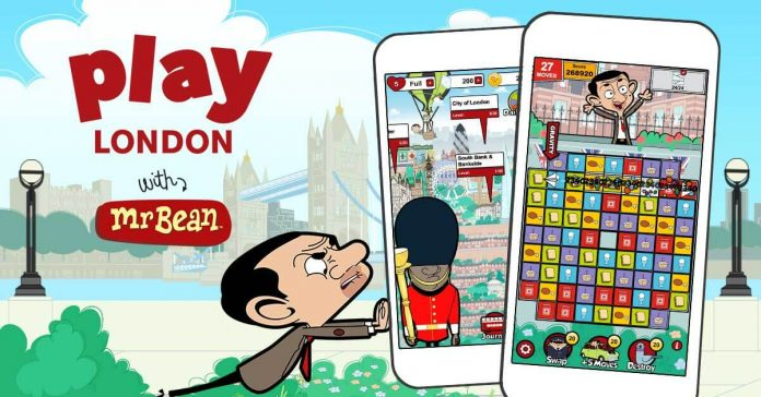 play london mr bean
