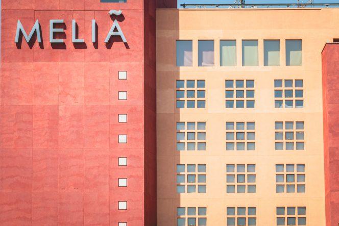 Meliá Hoteles Bilbao