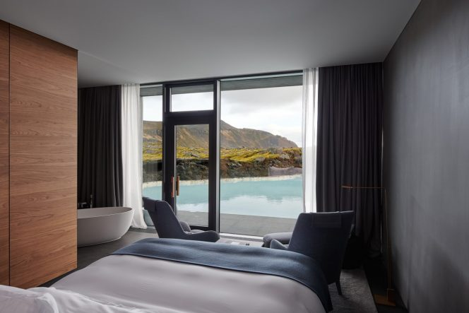 blue lagoon suite