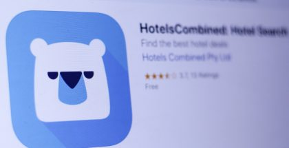 hotelscombined booking