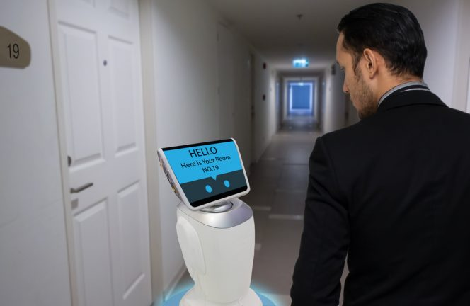 inteligencia artificial hoteles