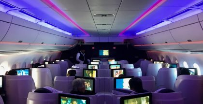 qatar airways aerolíneas experiencias aéreas audiovisuales wifi
