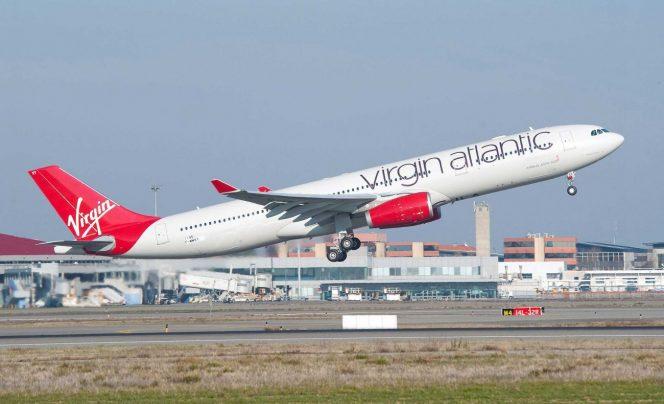 virgin atlantic compañías aéreas