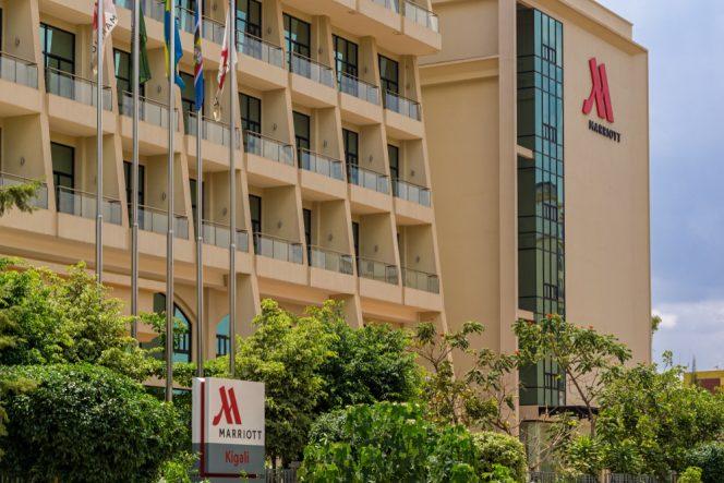 Marriott África Marriott International aspira a aumentar su cartera un 50% en África, con más de 200 hoteles y 38.000 habitaciones para el año 2023. Hotel Rwanda