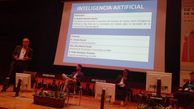 inteligencia artificial industria turística stay destinia