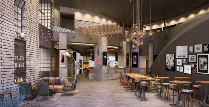 experiencias moxy by marriott lobby