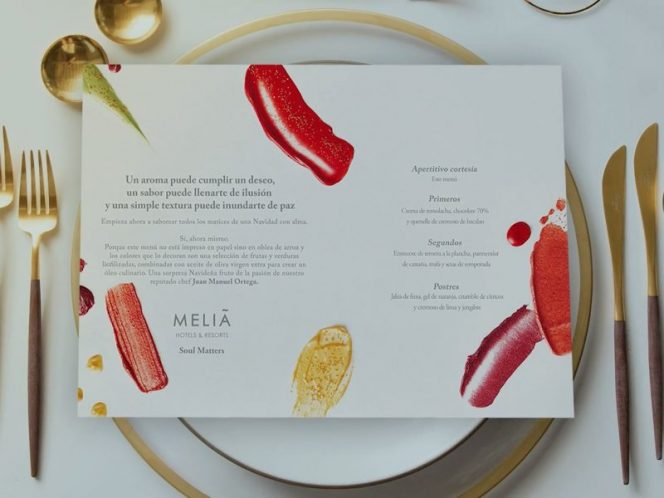 carta comestible de meliá