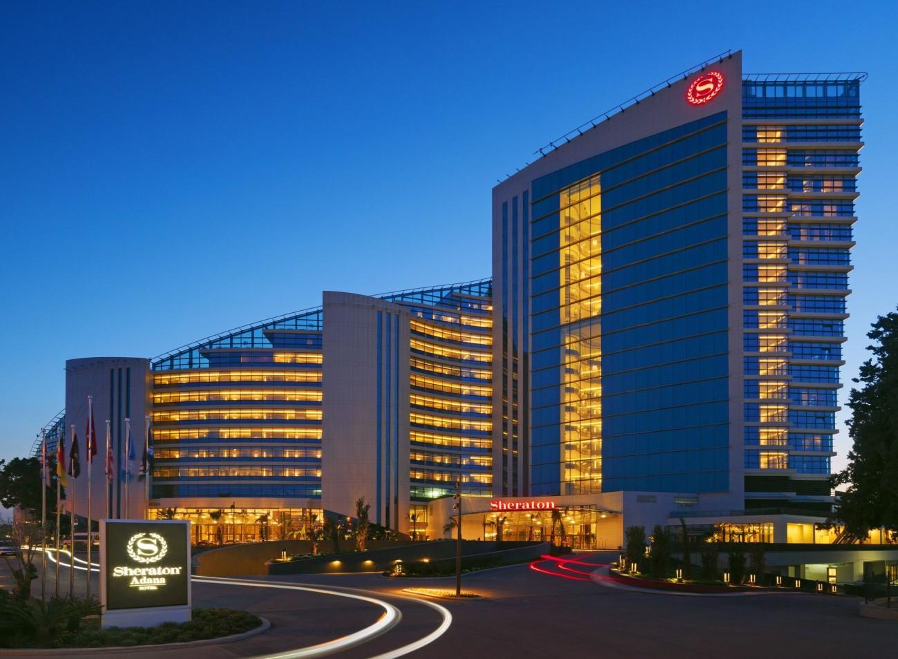 hoteles sheraton starwood