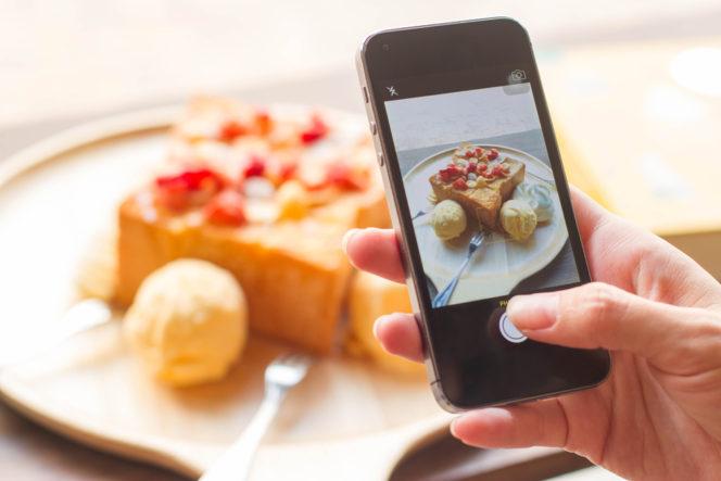 instagram gastronomía comida