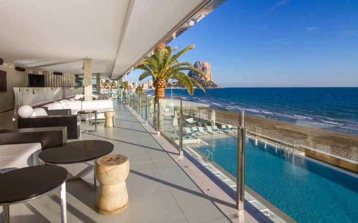 Gran Hotel Sol y Mar de Calpe Kayak Travel Awards