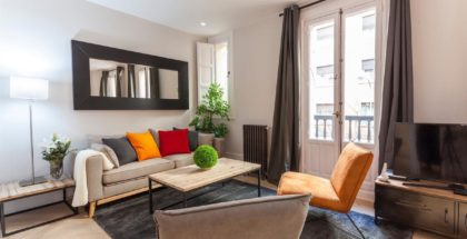 homelike apartamentos sector business madrid