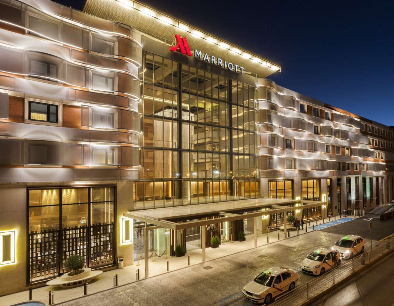 madrid marriott auditorium