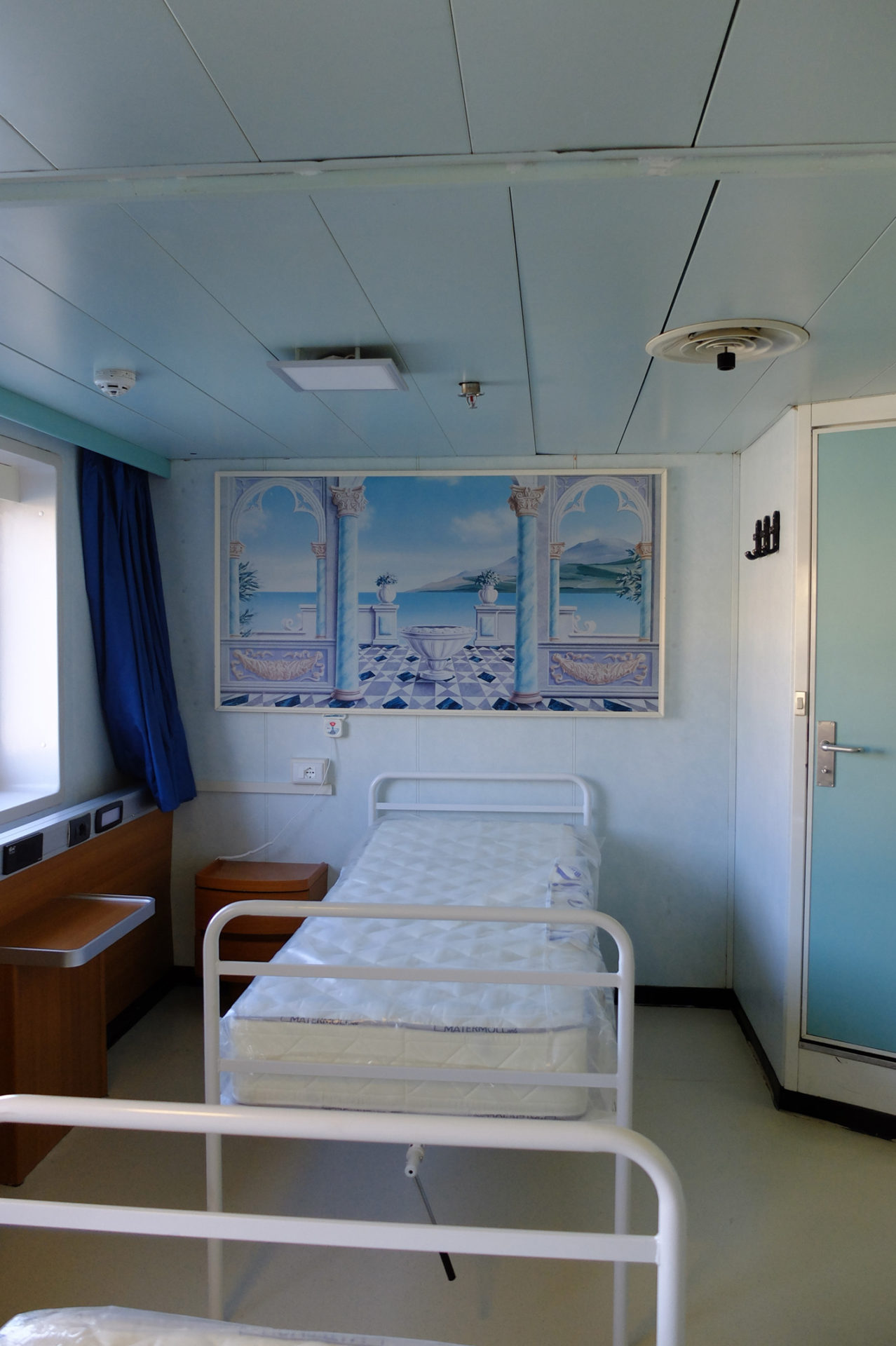 ferry italia hospital