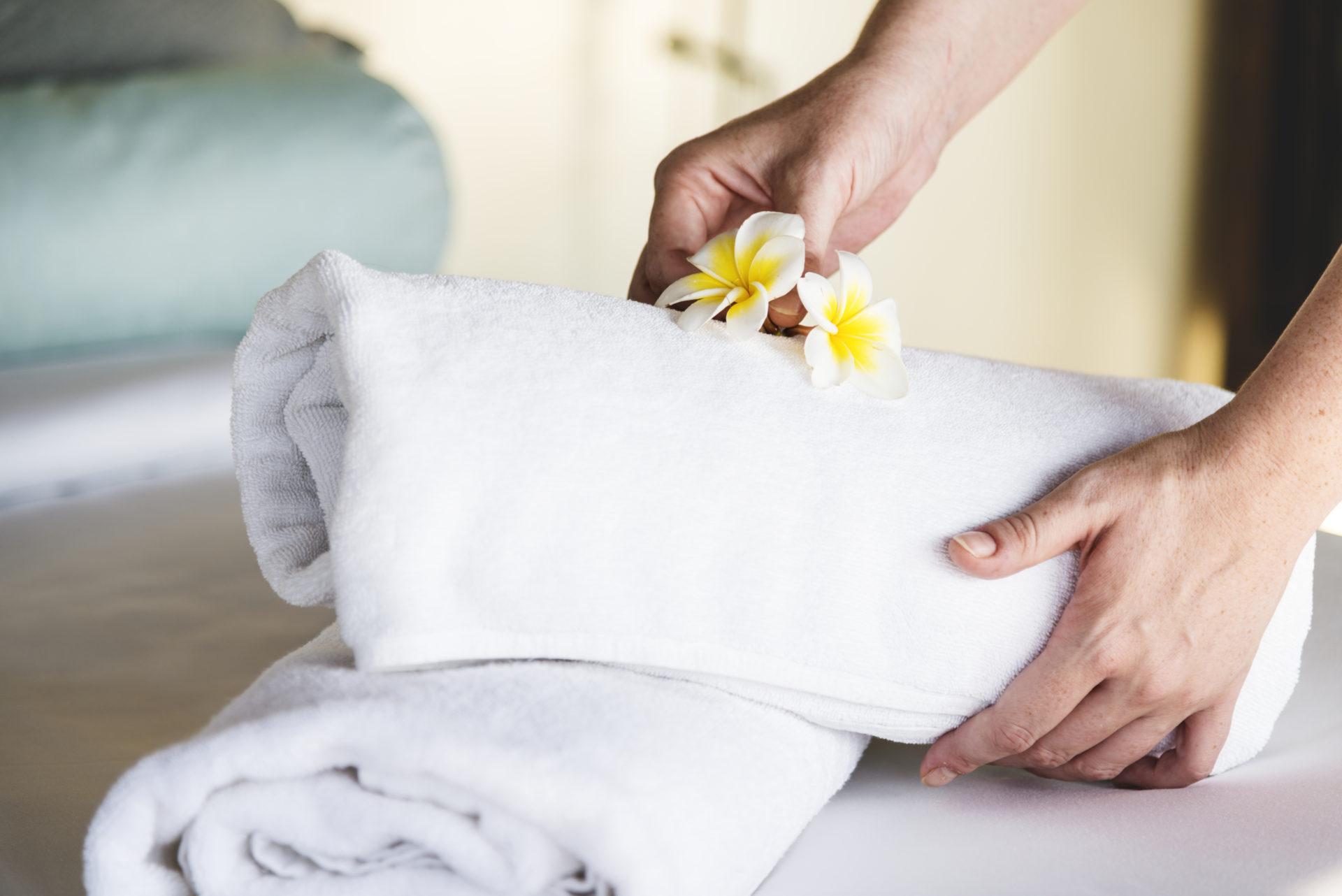 hoteles limpieza textiles coronavirus desinfección