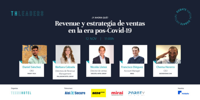 revenue y estrategia ventas th leaders