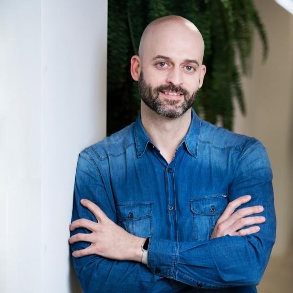 Rodrigo Martínez, CEO en theboringuest