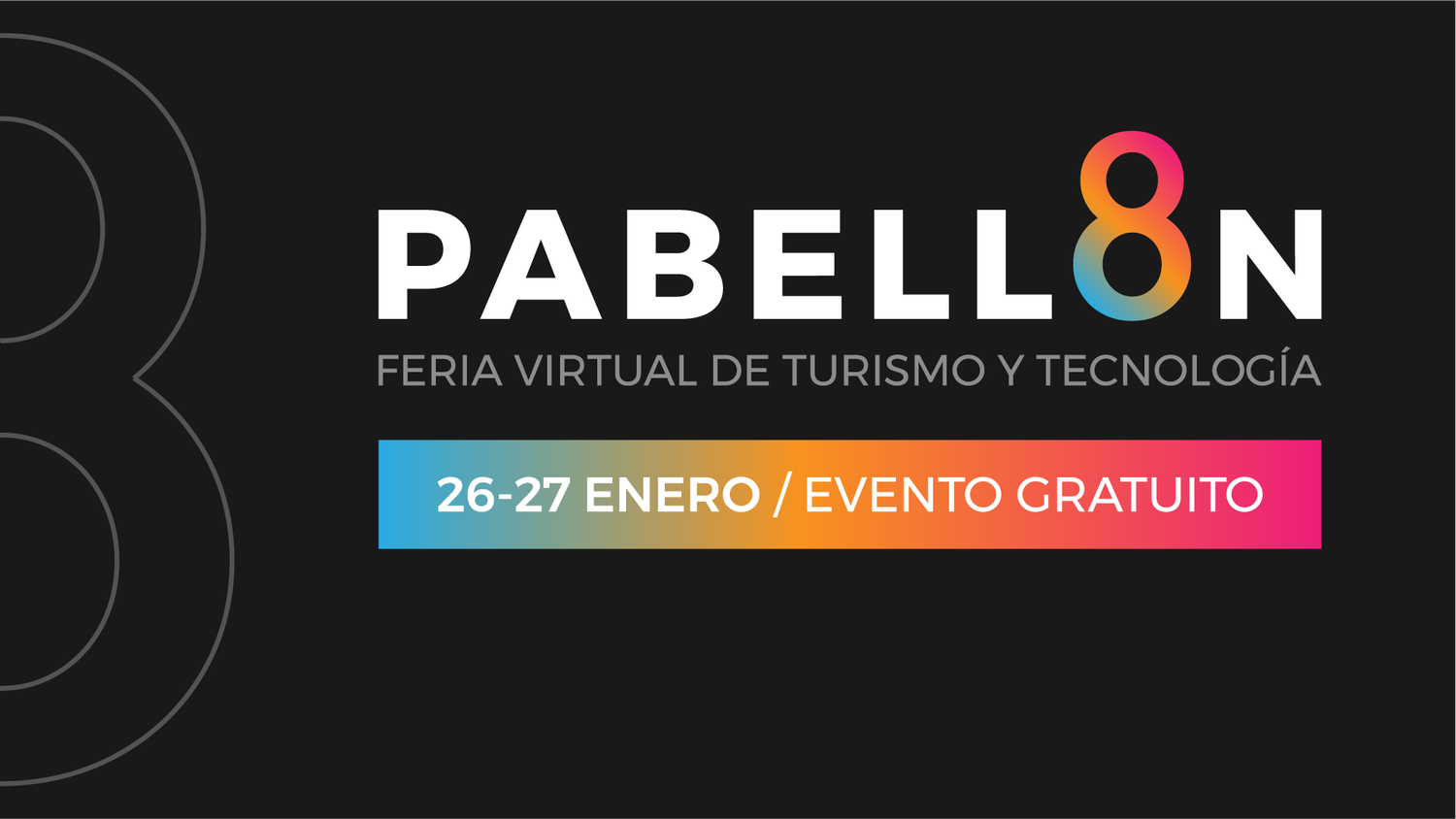 evento virtual gratuito pabellón 8