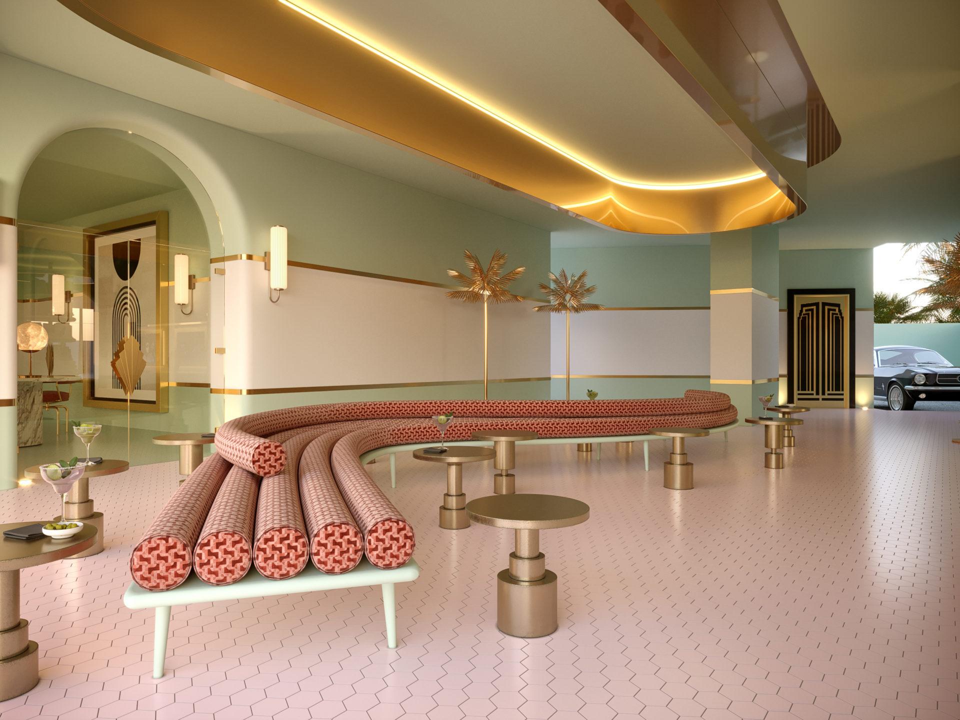 lobby grand paradiso concept hotel group